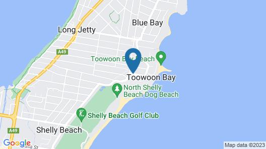 Toowoon Bay Holiday Park Map