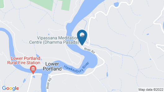 Ferndale Map