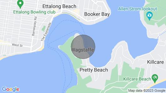 Absolute Waterfront @ Wagstaffe Map