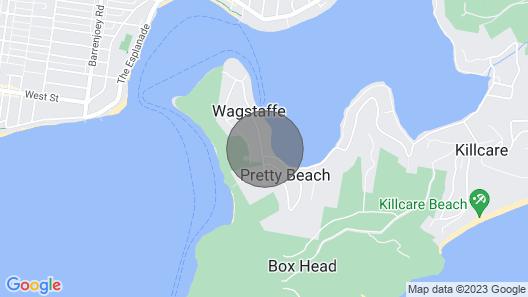 Beash Haven - Ahoy sailor! Welcome to Beash Haven, our unique oceanfront cottage. Map