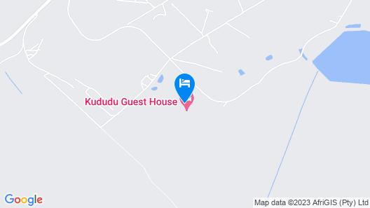 Kududu Guest House Map