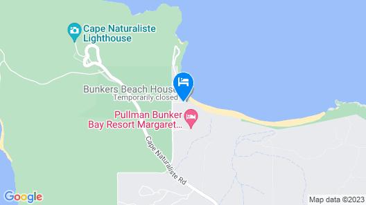 Pullman Bunker Bay Resort Margaret River Map