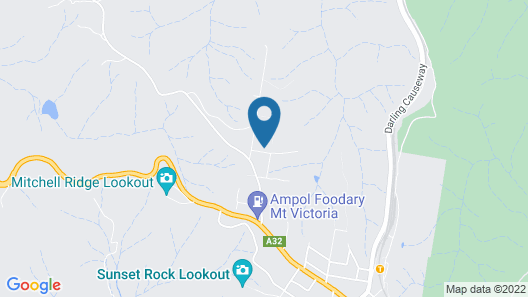 Swanbrook Map