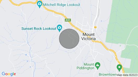 Graceland Mount Victoria Map