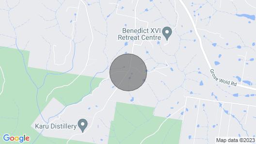 Jacaranda Cottage @ Hidden Valley Retreat Cottages Map