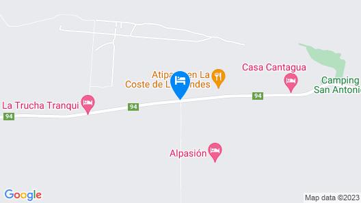 Alpasion Lodge Map