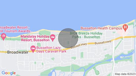 SALT - Luxury Oceanside Oasis Map