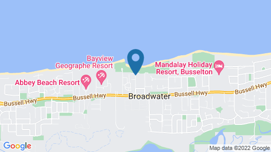 Sandy Bay Holiday Park Map