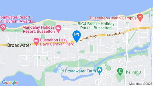 Restawile Motel Map