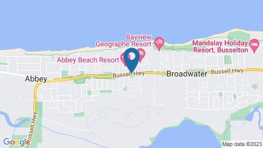 Amblin Holiday Park Map