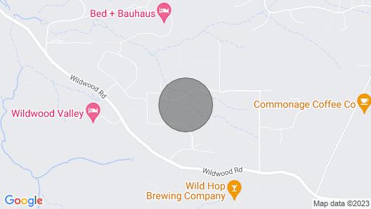 Yallingup Hidden Valley Map