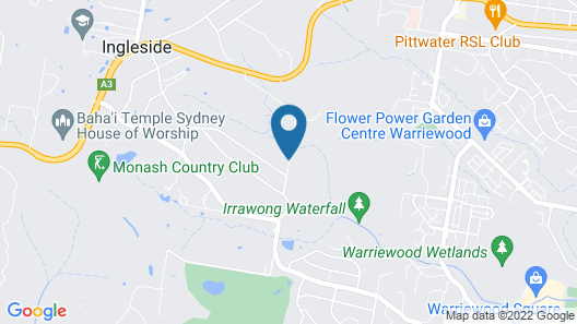 Sydney Conference & Training Centre Map
