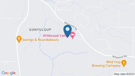 Wildwood Valley Map