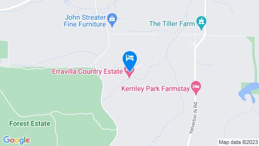 Erravilla Country Estate Map