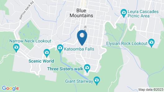 La Maison Boutique Map