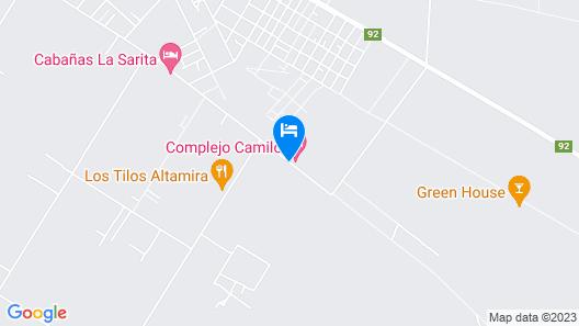 Camilo Casa de Campo Map