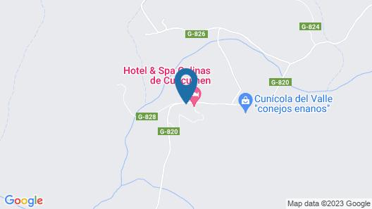 Hotel & Spa Colinas de Cuncumen Map