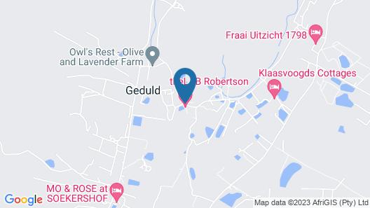 theLAB Robertson Map