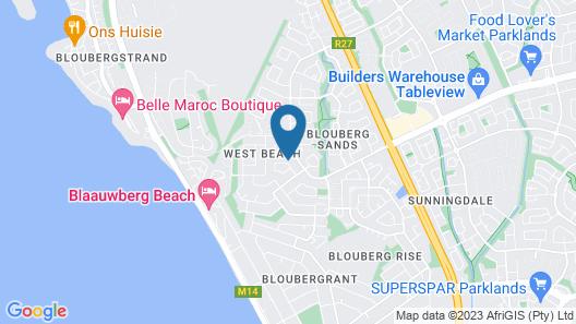 Durham Close 31 Map