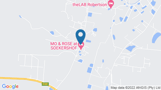 Galloway Guest House Map
