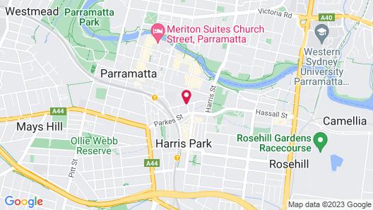 Fiori Apartments Map