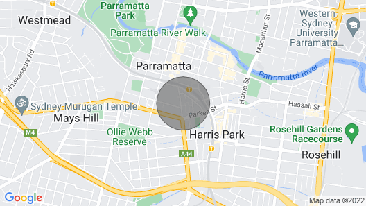 Perfect Relaxation Pad -wifi/free Wine/netflix /parra Central Map