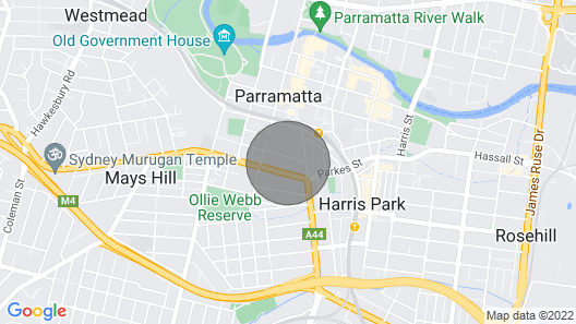New Secure Apartment - Next to Westfield & Train Map