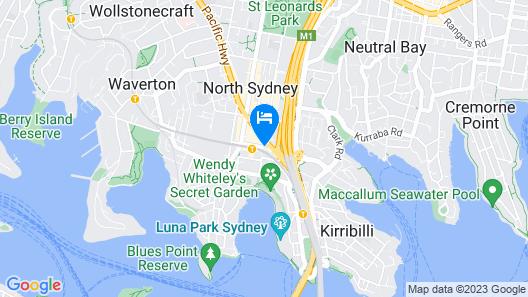 View Sydney Map
