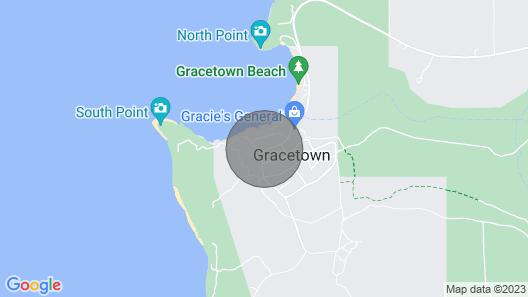Kouzermewin - Gracies Best Beach Shack Map