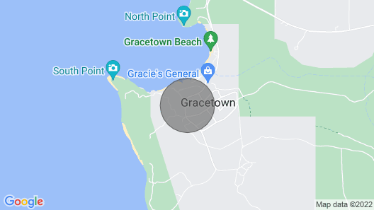 Gracetown Beach House Map