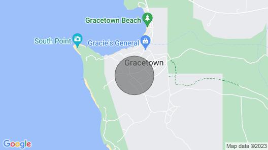 Lefties @ The Bay - Margaret River - Overlooking Cowaramup Bay in Gracetown Map
