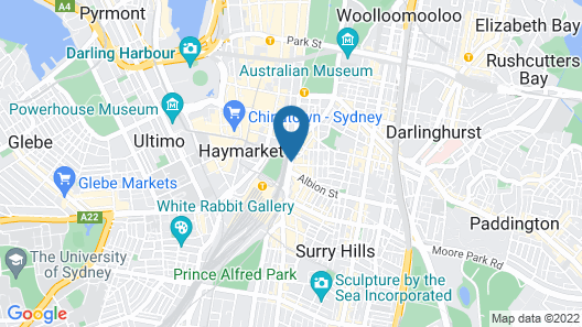 Home Backpackers Map