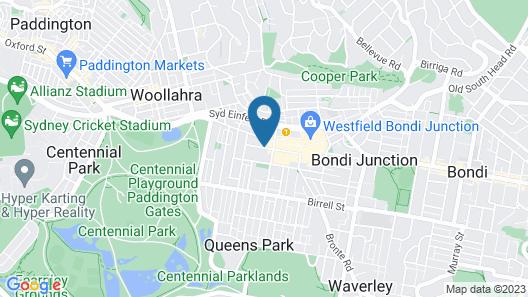 Quest Bondi Junction Map