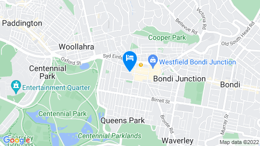 Quest Bondi Junction Map