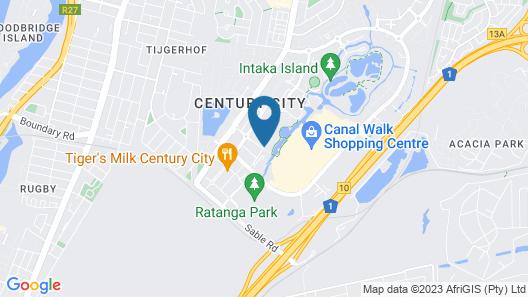 Majorca Self-Catering Apartments Map