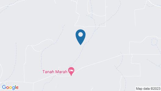 Tanah Marah Map