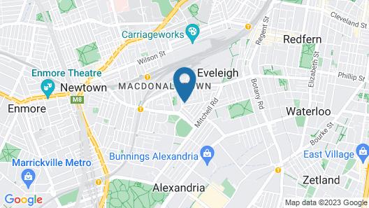The Renwick Map