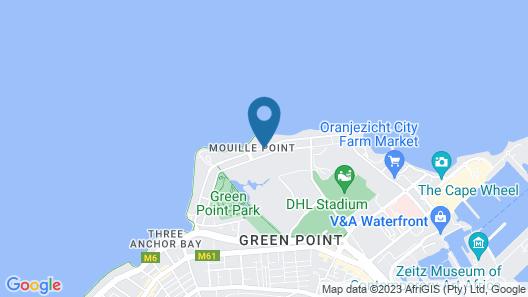 Dolphin Inn Guest House Map