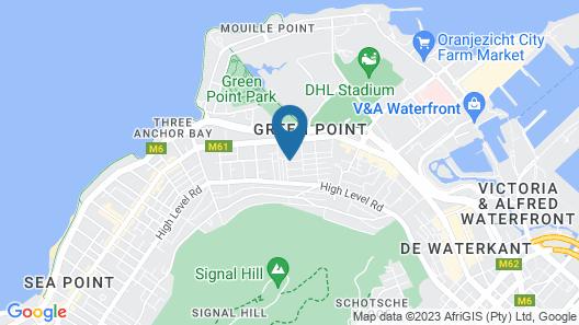 Altona Guest House Map