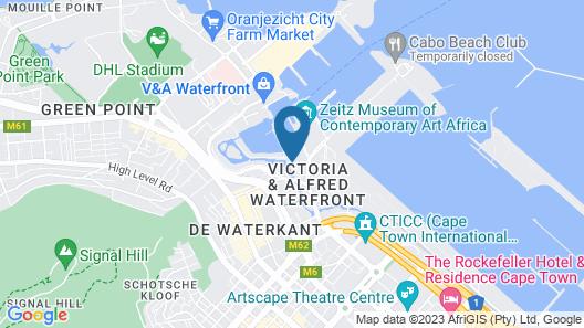 Waterfront Village Map
