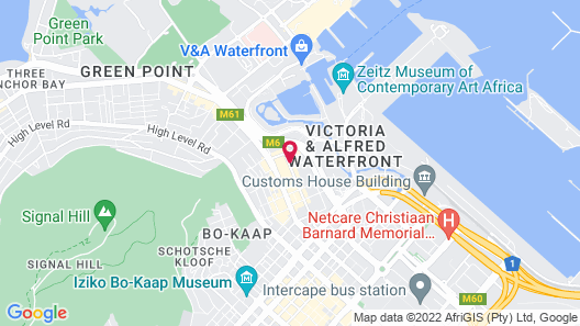 ITC Docklands Map