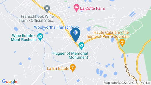 Leeu House Map