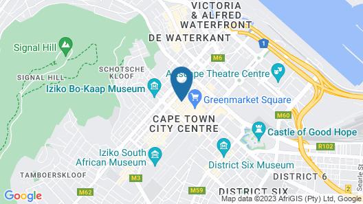 91 Loop Map
