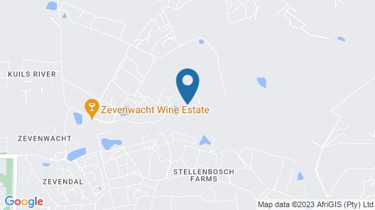 Stunning Wine Farm Villa Map