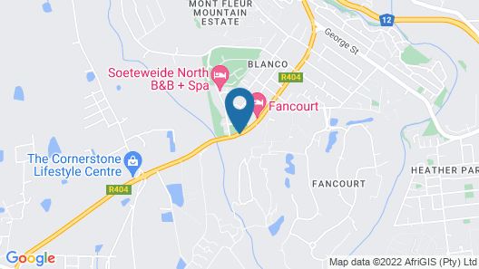 Fancourt Map