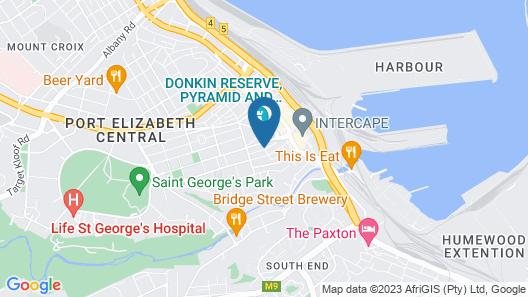 Protea Lodge Map