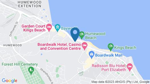 Courtyard Port Elizabeth Map