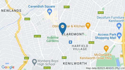 Quadrant A410 Map