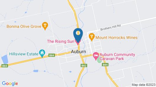 Terroir Auburn Map
