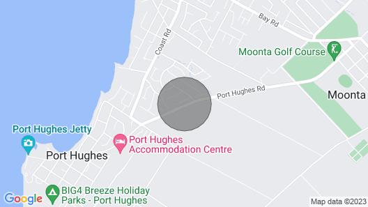 Holiday Retreat - Short Walk to the Beach Map